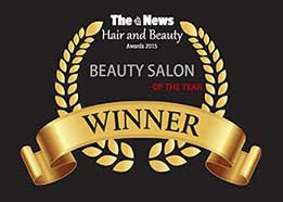 Portsmouth News Beauty Salon of the Year 2015