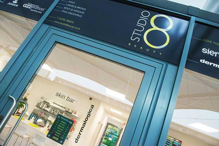 Studio 8 Beauty Salon Portsmouth Hampshire
