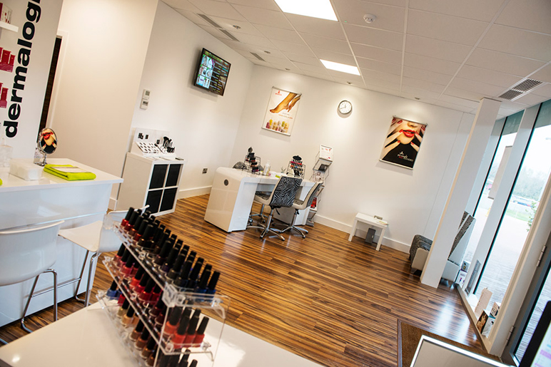 Salon portsmouth north harbour studio8beauty for A beautiful you salon