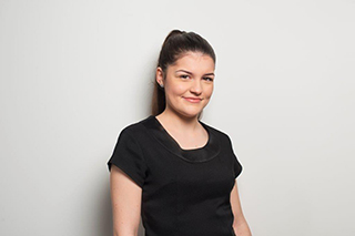 Studio 8 Beauty Team Member Emily Wright