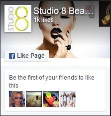 Studio 8 Beauty on Facebook