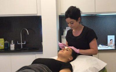 Skin Peel Treatments with Thea Leonard