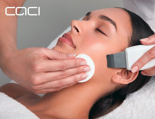 CACI Light Therapy Facial Treatment