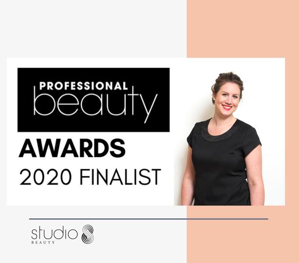 Studio 8 award finalist 2020 Jaime Godfrey