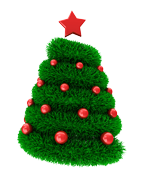 promotional christmas tree